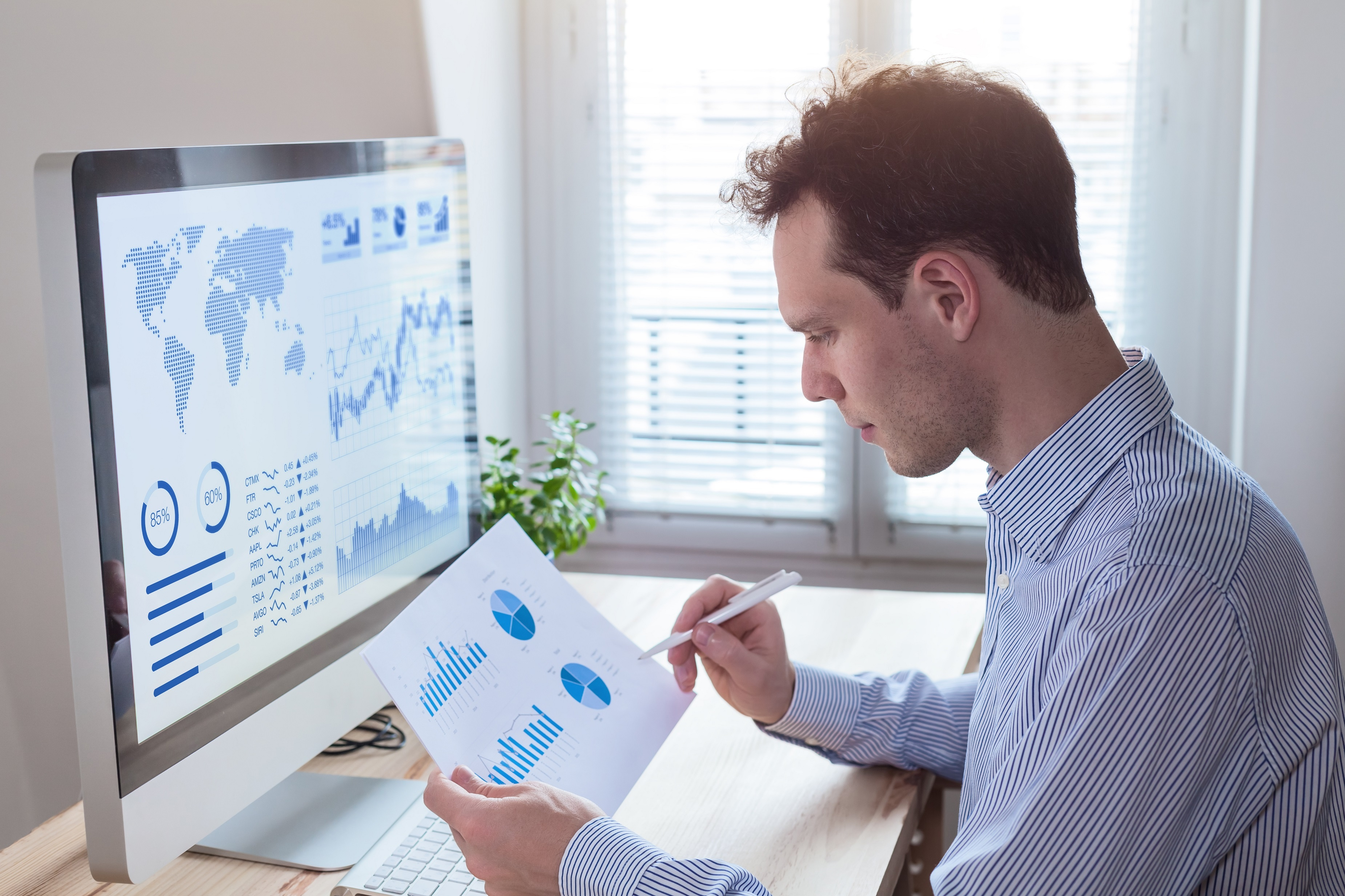 Big Data for small business: why crunching the numbers matters